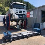Choice and Solutions – RRT-7500M Mobile Brake Tester